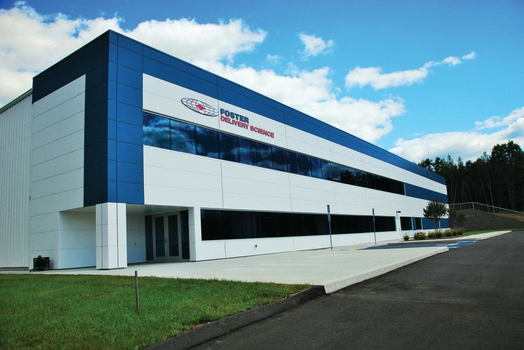 Foster Delivery Facility in Putnam, CT